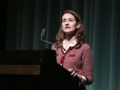 Carolina Ana Aznar. Conferencia sobre La Jerusalén terrestre - Historiografía, mito y arqueología. : Las ciudades en la antigüedad mediterránea