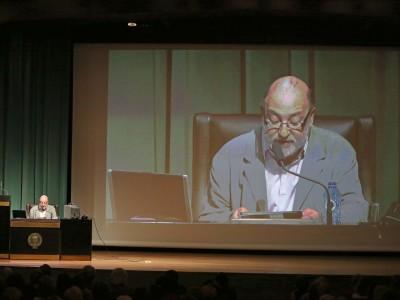 Rafael Banús. Conferencia sobre Perfil biográfico de Verdi - Giuseppe Verdi: su vida, su obra, su tiempo