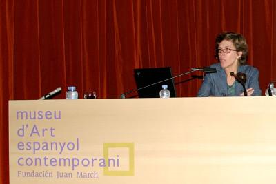 Julia Doménech. Exposición Popova