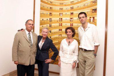 José Capa Eiríz, Catalina Ballester, Catherine Coleman y Daniel Canogar. Exposición Fotografía años 80-90