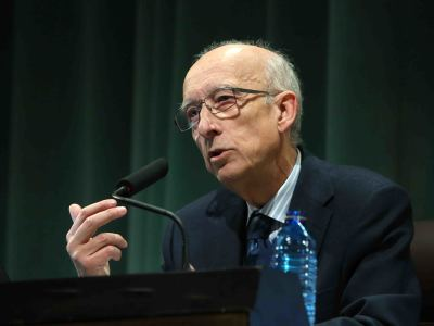 Rafael Aguirre. En conferencia sobre Jesús de Nazaret - Figuras del Antiguo y Nuevo Testamento