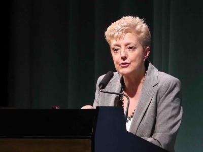 Anna Caballé Masforroll. En conferencia sobre La mujer que perdió su sexo - George Sand: su vida, su obra, su tiempo