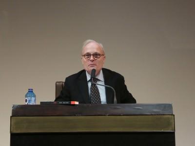 Jaume Vallcorba. Conferencia sobre La primavera como tiempo para el amor - Los trovadores y el amor
