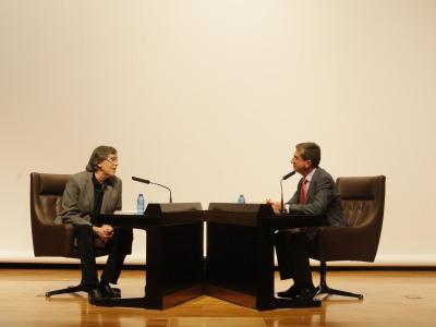 Josep María Flotats y Antonio San José