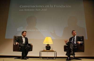 Martín Berasategui y Antonio San José