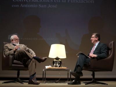Gonzalo Suárez y Antonio San José