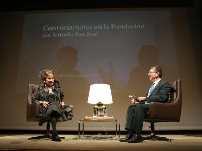 Teresa Berganza y Antonio San José