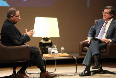 Roberto Verino y Antonio San José