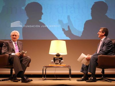 Luis del Olmo y Antonio San José