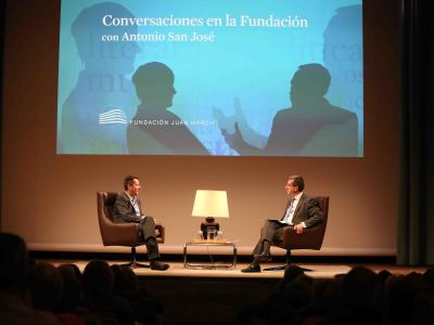 Ignacio Cirac y Antonio San José