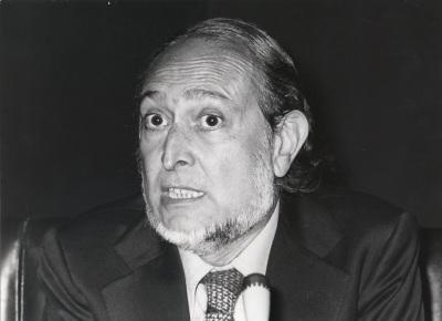 José María Castellet. Conferencia sobre Carles Riba - Tres poetas catalanes
