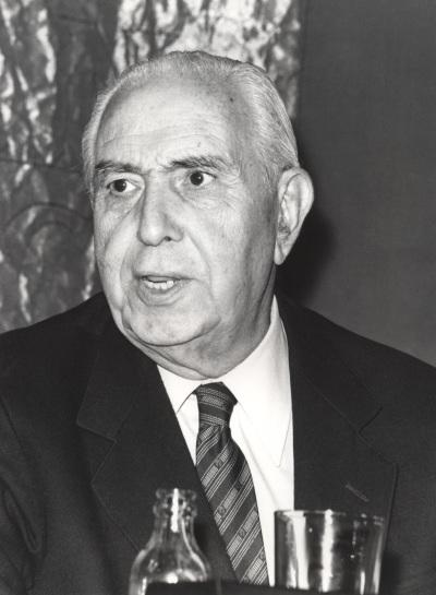 Pedro Laín Entralgo. Conferencia sobre Libertad y verdad en Gregorio Marañón - Liberales españoles contemporáneos