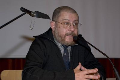 Guillermo Pérez Villalta en el curso sobre Autorretrato