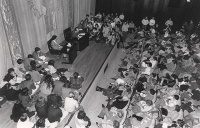 Adolfo Marsillach. Conferencia sobre Mi tiempo teatral - Teatro Español del siglo XX