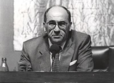 Miguel Artola. Conferencia sobre Madrid, villa y corte - El Madrid de Carlos III
