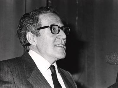 Antonio López Gómez. Conferencia sobre La villa de Madrid. Modificaciones en la geografía de la ciudad - El Madrid de Carlos III