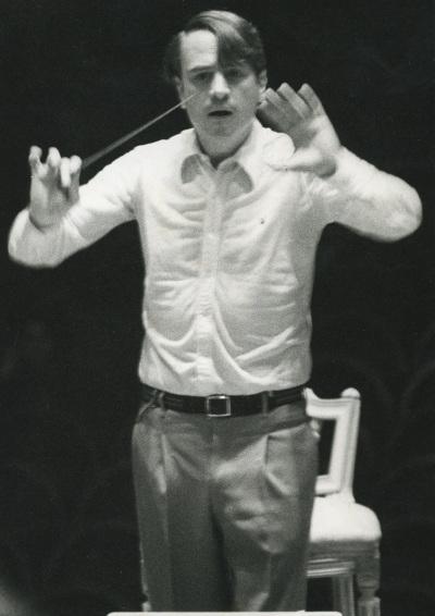 Cristóbal Halffter en el ciclo sobre Música española contemporánea