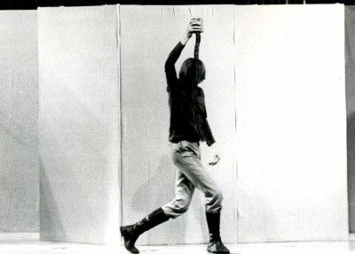 Mauricio Kagel y el conjunto coloniense para un nuevo teatro instrumental