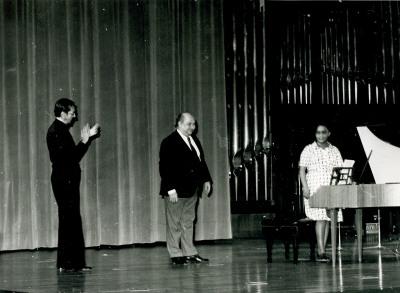 José María Franco Gil y Carmelo Bernaola. [Concierto especial 1] Homenaje a Antonio Machado
