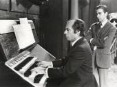 Francis Chapelet. Ciclo de conciertos de Música española para órgano , 1976