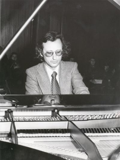 Manuel Carra. Concierto Grabaciones históricas de pianistas españoles