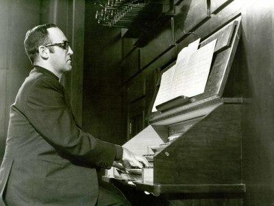José Enrique Ayarra. Ciclo de conciertos de Música española para órgano