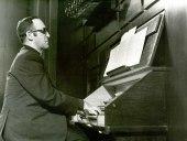 José Enrique Ayarra. Ciclo de conciertos de Música española para órgano , 1976