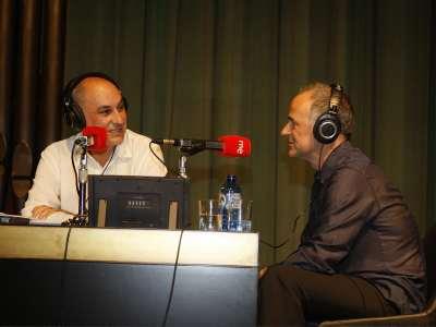 Juan Manuel Viana Ollorqui y Ricardo Descalzo. Entrevista de RNE