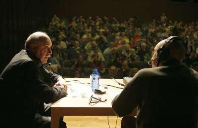 Juan Manuel Viana Ollorqui y Javier Maderuelo. Entrevista de RNE