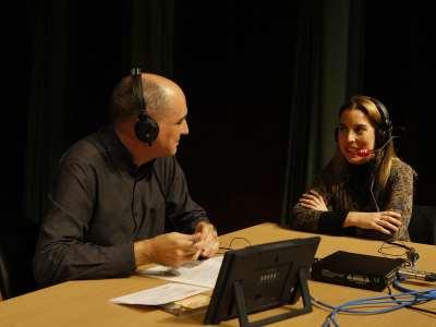 Miriam Gómez-Morán. Entrevista de RNE