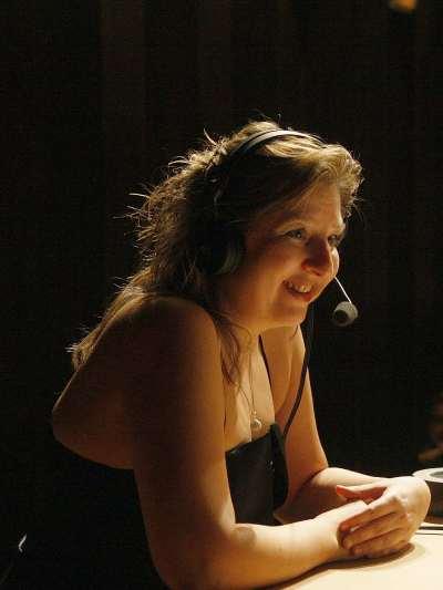 Mariana Gurkova. Entrevista de RNE