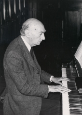 Federico Mompou. Concierto Homenaje a Federico Mompou - [Concierto especial 2] , 1977