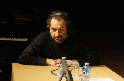 Eduardo Ponce. Entrevista de RNE
