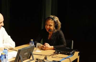 Heidi Sophia Hase. Entrevista de RNE