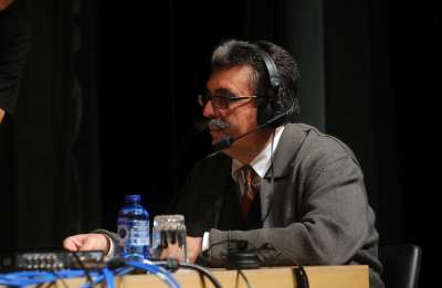 Vela Cossío. Entrevista de RNE
