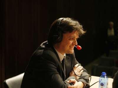 Juan Carlos Garvayo. Entrevista de RNE