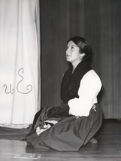 Carmen Heyman. Recitales de Poesía y teatro en homenaje a la Generación del 27