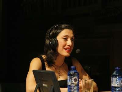 Karina Azizova. Entrevista de RNE