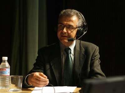 José María Ballester Palazón. Entrevista de RNE