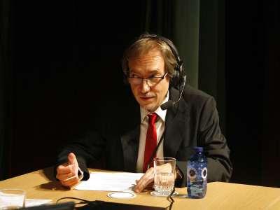 Luis Antonio González. Entrevista de RNE