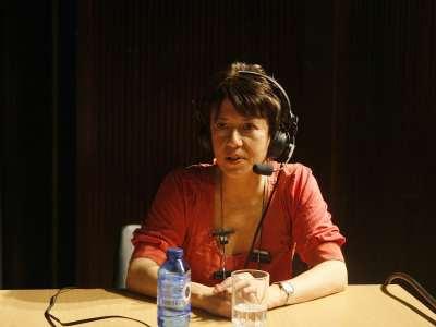 Nuria Alkorta. Entrevista de RNE