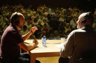 Enrique Redel. Entrevista de RNE