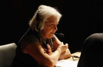Mª Teresa Gallego. Entrevista de RNE