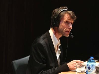 Nicolas Jackson. Entrevista de RNE