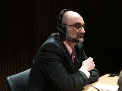 Javier Docampo. Entrevista de RNE