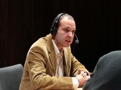 Germán Gan. Entrevista de RNE