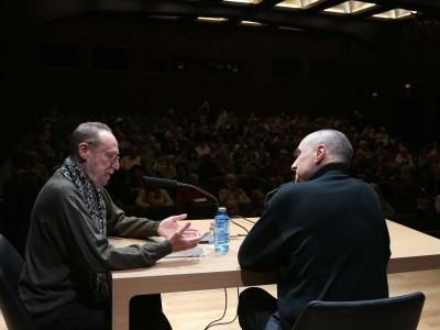 Juan Manuel Viana Ollorqui y José Luis Téllez. Entrevista de RNE