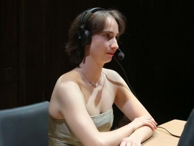 Vera Martínez-Mehner. Entrevista de RNE