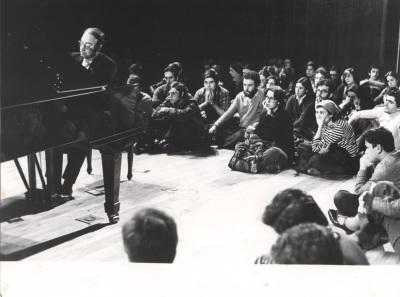 Perfecto García Chornet. Concierto Schubert