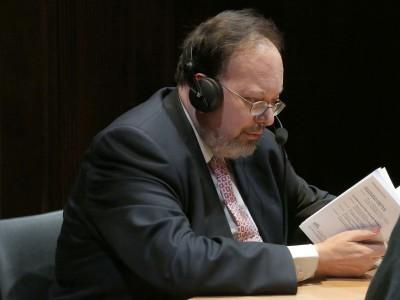 osé Luis Pérez de Arteaga. Entrevista de RNE